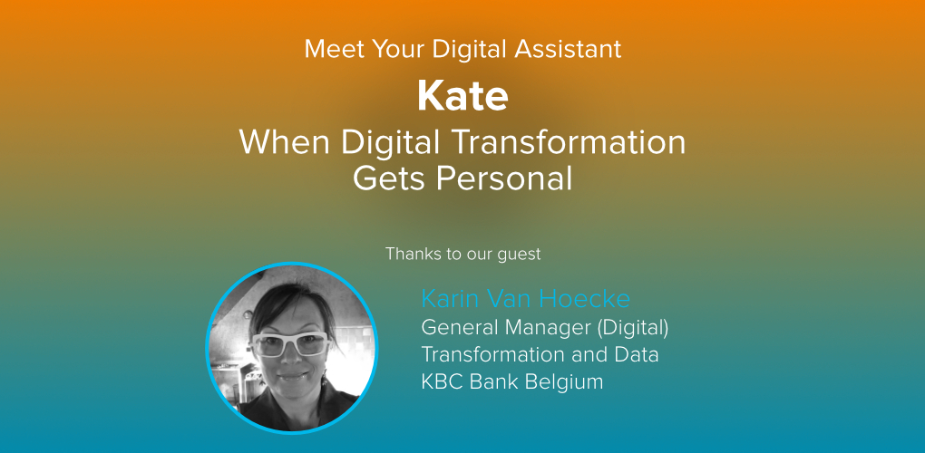 Meet Digital Assistant Kate Overview