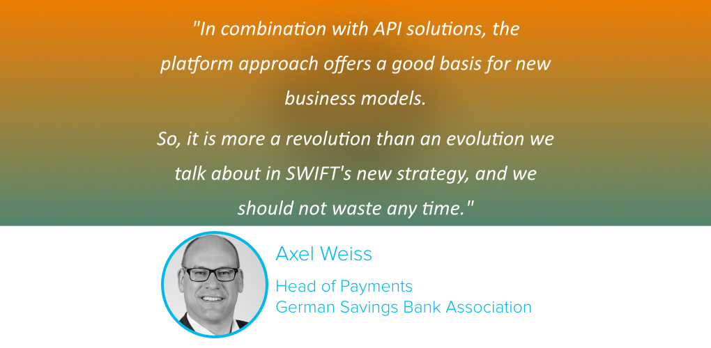 Shaping the Future of Financial Services in Interview Axel Weiss Revolution not evolution 1